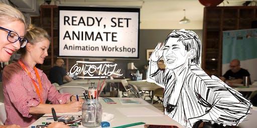 Ready, Set, Animate! Lockhart