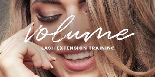 Volume Lash Extensions Course with Lashforever Canada
