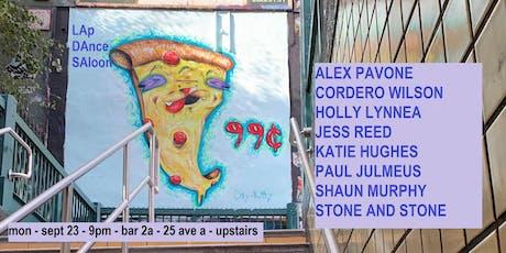 Free Comedy! Free Pizza! It's LAp DAnce SAloon! tickets