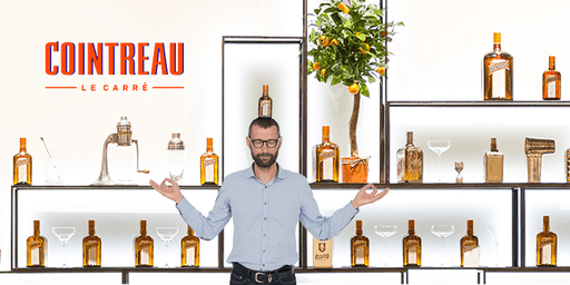 Masterclasse Cointreau L'Art du cocktail - Les cocktails festifs