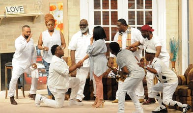 PHEN Presents: The Daddy's Boys Stage Play in Boston, MA tickets