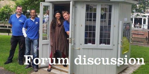 Regional User Forum – London