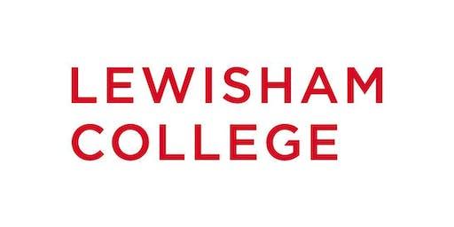 Lewisham College - Open Day