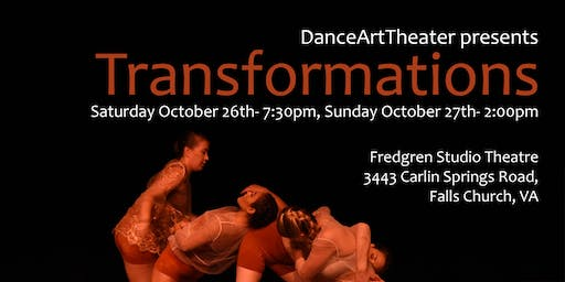 Transformations Dance Performance
