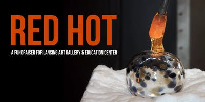 2019 RED HOT Fundraiser for Lansing Art Gallery & Education Center