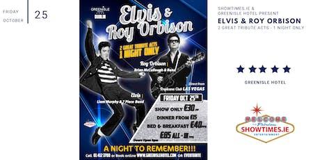 Elvis & Roy Orbison tickets