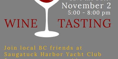 Boston College Alumni Association Wine Tasting