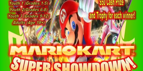 Mario Kart Super Showdown! tickets
