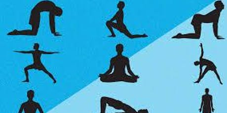 Yoga Class - Beginners up tickets