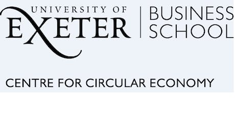 The Circular Economy of the Anthropocene by Professor Walter Stahel - The Centre for Circular Economy Public Lecture Series tickets