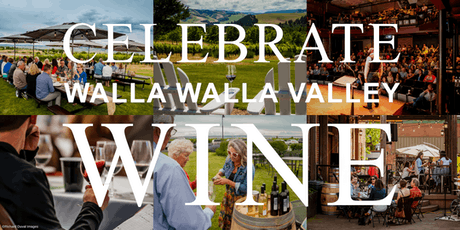 Celebrate Walla Walla Valley Wine - The World of Syrah tickets