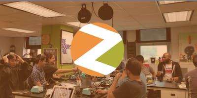 Soldering Workshop at the Zahn Center!