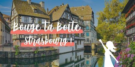 Réunion découverte du réseau business féminin à Strasbourg billets