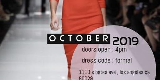 DIVERSE FASHION SHOW  In Los Angeles