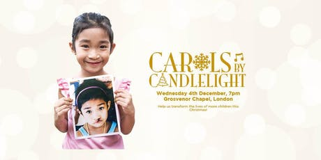 2019 Christmas Carols by Candlelight in aid of Operation Smile tickets