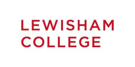 Lewisham College - Open Day tickets