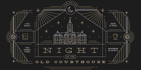 Night at the Old Courthouse tickets
