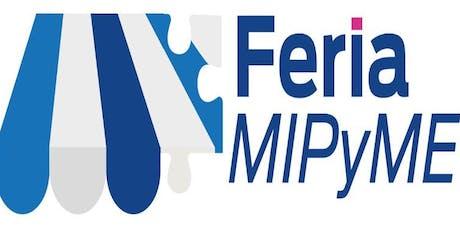 Feria MiPyME tickets