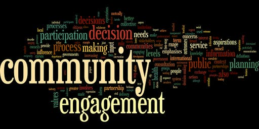 Making Change Together: Effective Community Engagement