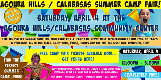 Agoura Hills/Calabasas Summer Camp Fair
