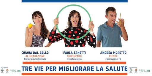 """""""RICOMINCIA DA TRE!"""" Incontro GRATUITO a Castelfranco Veneto 14 ott 20:30"""