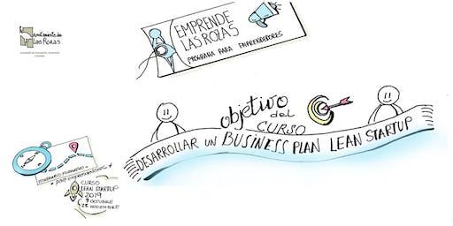 EMPRENDE - Formación para emprendedores: Lean y plan