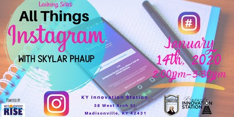 All Things Instagram tickets