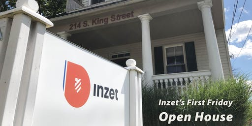 Inzet First Friday Open House