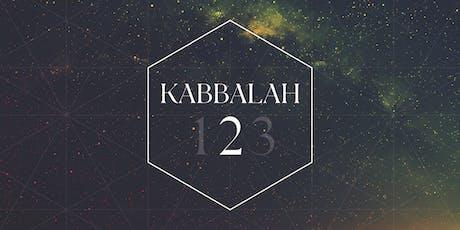 Kabbalah 2 ESPAÑOL - Curso de 10 Semanas - MIAMI tickets