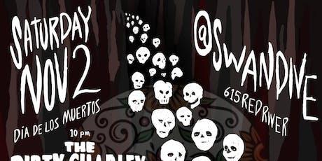 The Return of Black Earth at Swan Dive 11/2 Dia de los Muertos tickets
