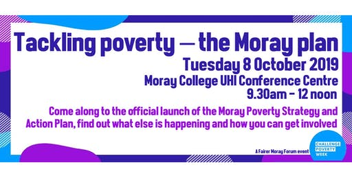Tackling poverty –  the Moray plan