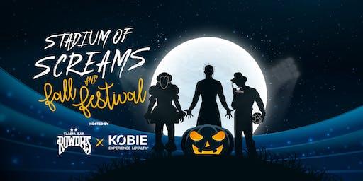 Stadium of Screams Haunted House & Fall Festival