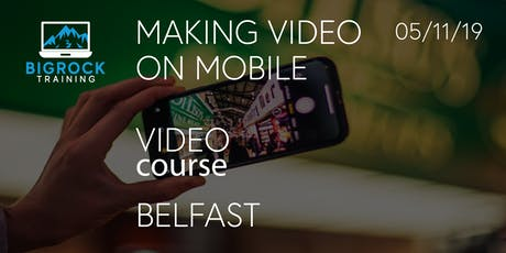 Making Video on Mobile tickets