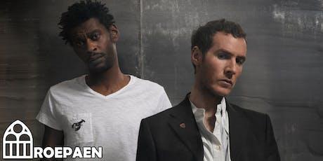 Undercoversessie: Massive Attack • Roepaen Podium tickets