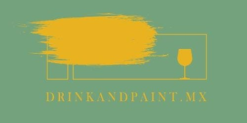 DRINK AND PAINT Baby Shower Nati y Pablo