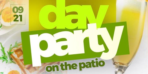 Day Party On The Patio