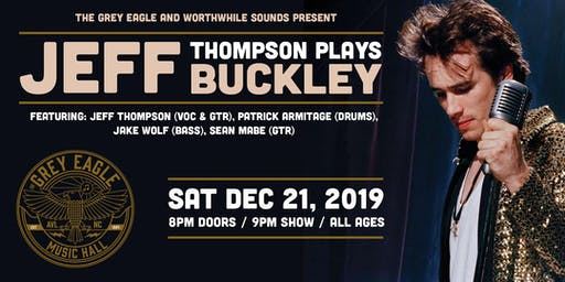 Jeff Thompson Plays Jeff Buckley