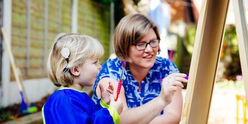 CaLM: Communication & Language Mentoring for Deaf Children aged 0-5