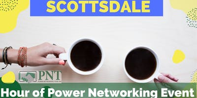 12/10/19 – PNT Scottsdale – Hour of Power Networking Event
