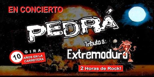 """PEDRÁ """"Tributo a Extremoduro"""" en Guadalajara"""