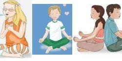 Meditation for Youth - A practical approach to life's challenges