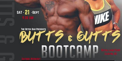 FREE Fitness Bootcamp: Butts & Gutts