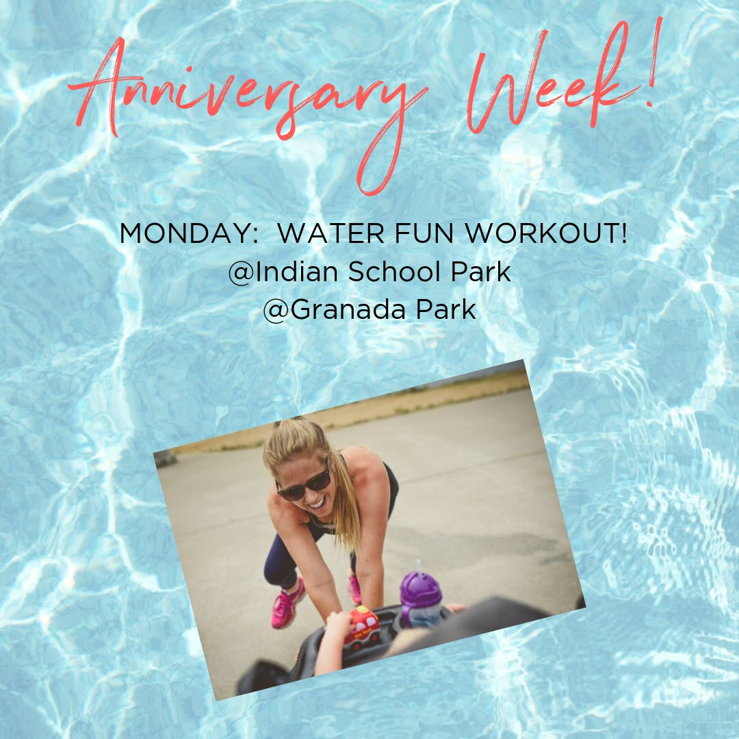 FIT4MOM: Water Fun Workout