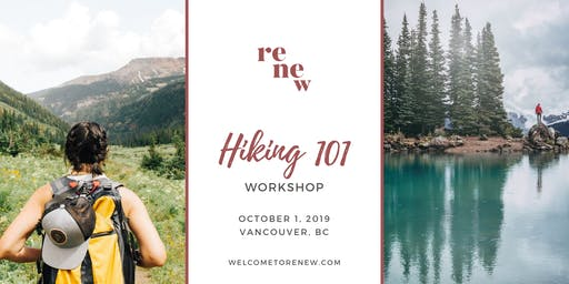 Hiking 101 Workshop
