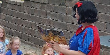 Snow White pj and movie night  tickets