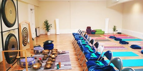 Mindfulness Fundamentals with sound relaxation - 6 weeks programme tickets