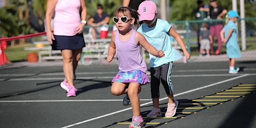 Toddler Tennis!