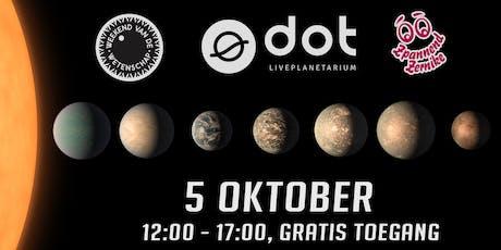 Zpannend Zernike DOTliveplanetarium: Exploring Exoplanets tickets