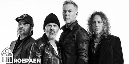 Undercoversessie: Metallica • Roepaen Podium