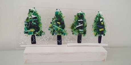 Christmas Glass Fusing Workshop with Cass Peters tickets